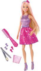 Barbie Bábika s kúzelnými vlasmi