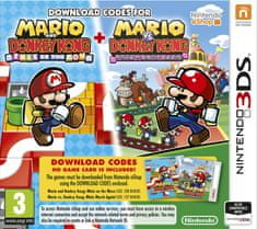 Nintendo 3DS Mario and Donkey Kong: Minis Collection