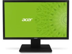 Acer LED LCD monitor V6 V246HLBMD 24""