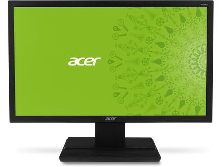 Acer LED LCD monitor V6 V246HLBMD
