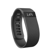 Fitbit Charge Large, Černý