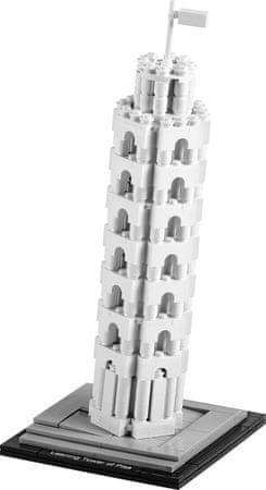 LEGO® Architecture Kosi toranj u Pisi 21015