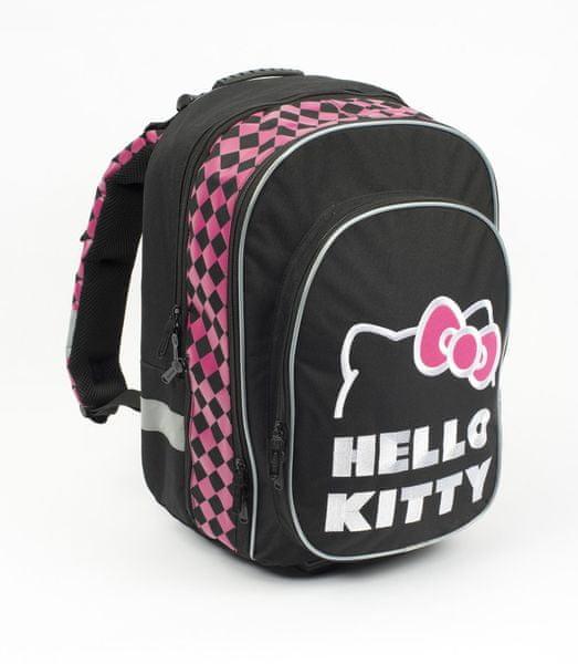 Karton P+P Anatomický batoh ERGO Hello Kitty