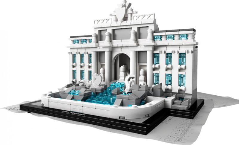 LEGO® Architecture 21020 Fontána Trevi