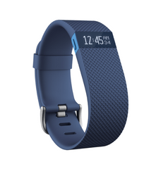 Fitbit Charge Large HR, modrá
