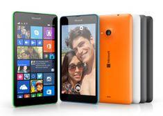 Microsoft Lumia 535 Dual SIM, oranžová