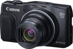Canon PowerShot SX710 HS + 1000,- zpět od Canonu!