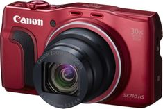 Canon PowerShot SX710 HS Red - II. jakost