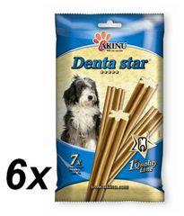 Akinu DENTA STAR tyčinky 6 x 90 g