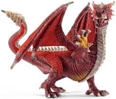 Schleich Dragon Warrior (70512) Sárkány figura