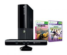 Microsoft XBOX 360 Kinect Bundle 4GB + Forza Horizon + Kinect Sports