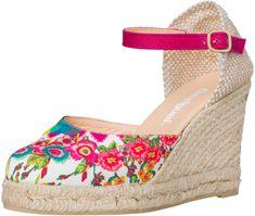 Desigual dámské sandály na klínu