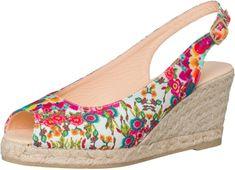 Desigual pestrobarevné dámské sandály