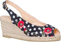 Desigual puntíkaté dámské sandály