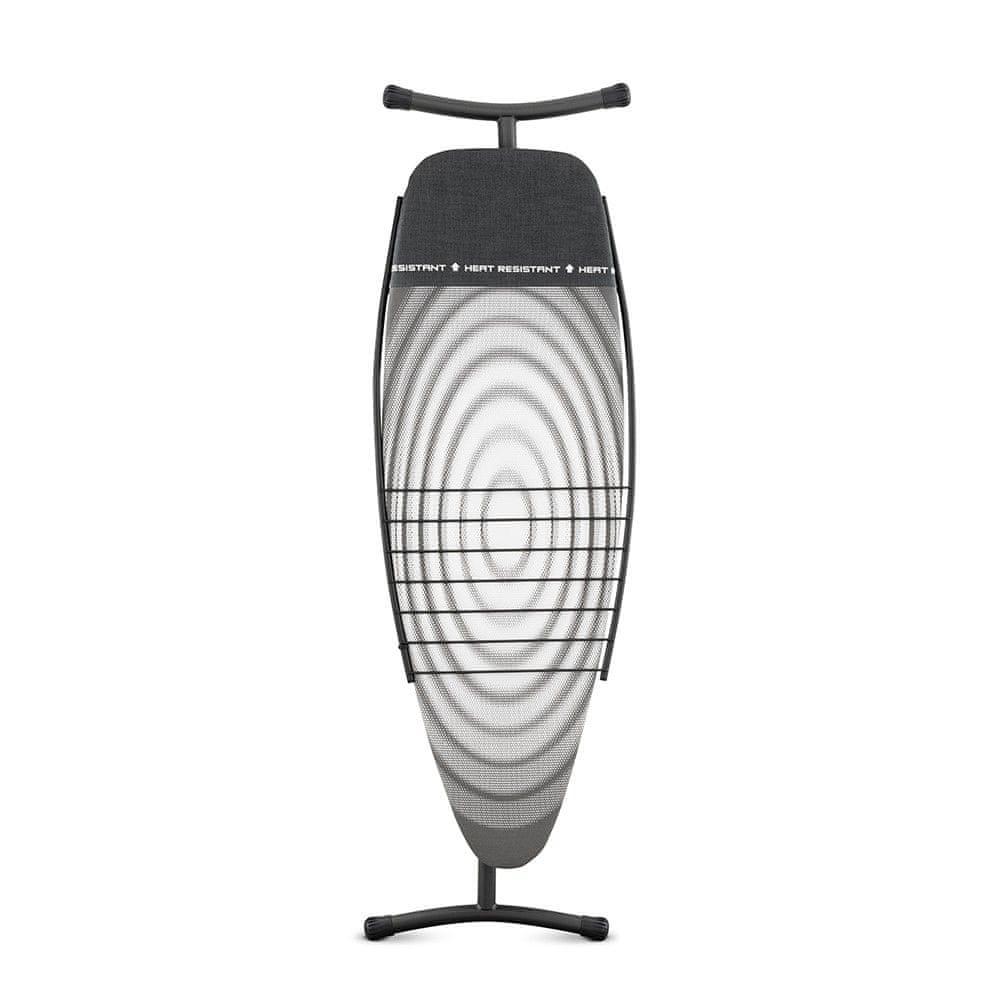 Brabantia Žehlící prkno Titan Oval s odkladačem na prádlo