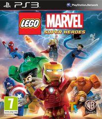Warner Bros Lego Marvel Super Heroes (PS3)