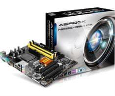 ASRock osnovna plošča N68C-GS4 FX, DDR2/3, SATA2, AM3/+ AM2/+ mATX