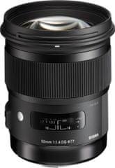 Sigma 50/1.4 DG HSM ART pro Sony E mount (4 roky záruka)
