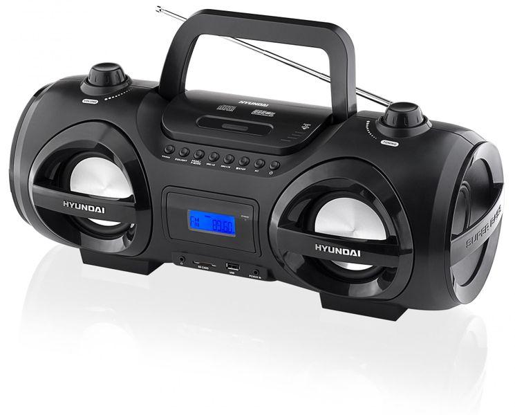 Hyundai TRC 191 DRSU3 (Black)