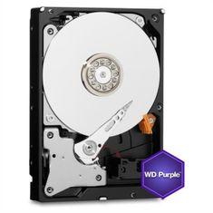 WD tvrdi disk Purple 6TB SATA 3, 6Gb/s, Intellipower, 64 MB