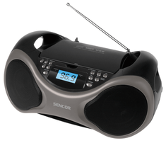 SENCOR SPT 225 T Hordozható rádiós CD-lejátszó