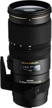 Sigma 70-200mm F2.8 APO EX DG OS HSM pro Nikon (4 roky záruka)