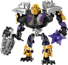 Lego Bionicle 70789 Onua – mojster zemlje