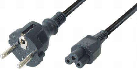 Sinnect napajalni kabel Euro, 3-pin, 1,5 m