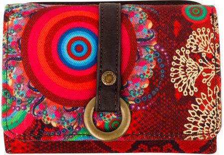 Desigual női pénztárca piros - További információ a termékről  c97165f75c