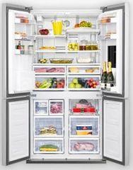 BEKO GNE 134631 X Amerikai hűtőszekrény