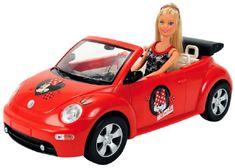 SIMBA Steffi Minnie egeres autóval