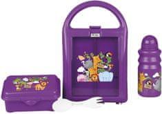 Lamart otroški kovček za malico Fille
