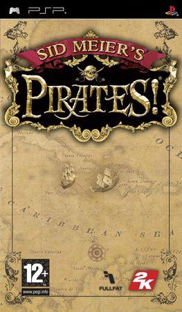 Take 2 SID Meier's Pirates Essentils (PSP)