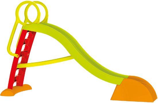 Mochtoys Skluzavka 180cm zelenočervená