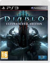 Blizzard Ent. Diablo 3: Ultimate Evil Edition (PS3)