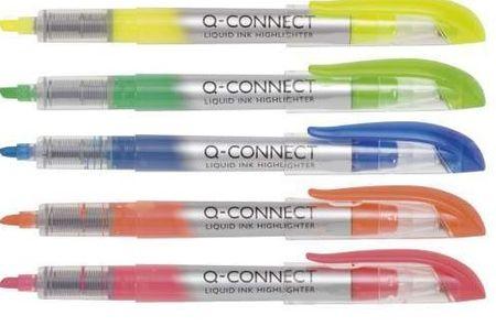 Connect označevalec besedila, 2-4 mm, moder