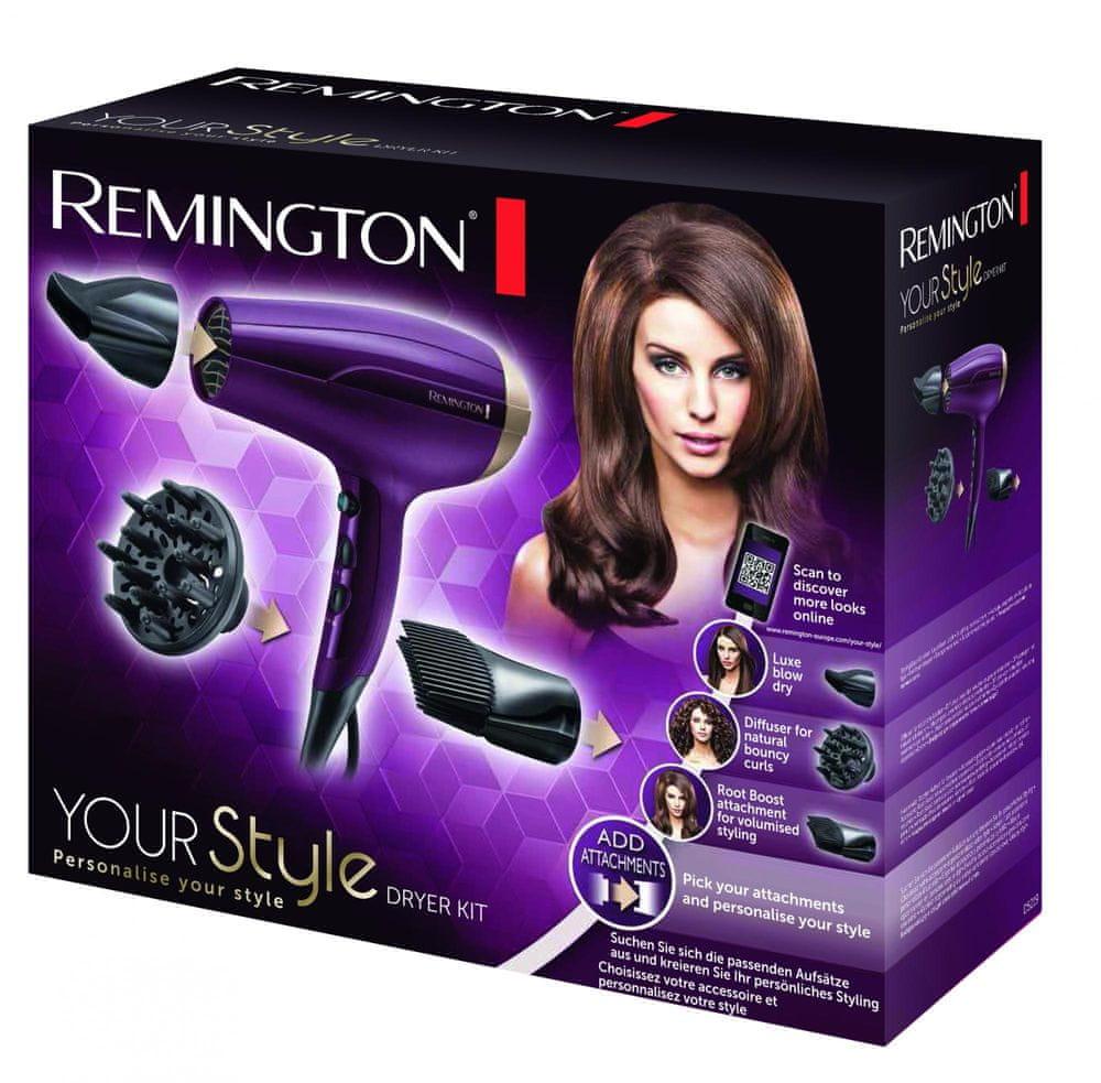 Remington D5219 Your Style Dryer Kit