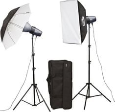 Metz MECASTUDIO BL-200 SB/UM-kit II set studiových blesků