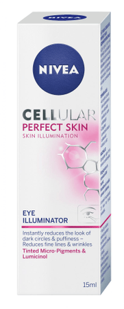 Nivea Cellular Perfect Skin krema za oči, 15 ml