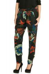 Desigual dámské kalhoty s velkými kapsami