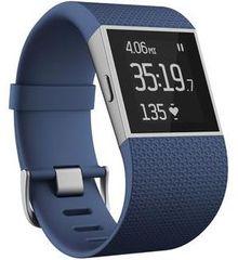 Fitbit Surge, malý, modrý