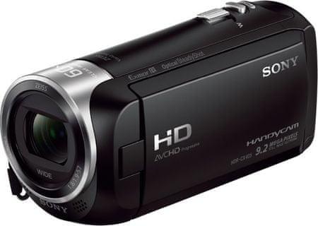 Sony Handycam HDR-CX405 Black (HDRCX405B.CEN)