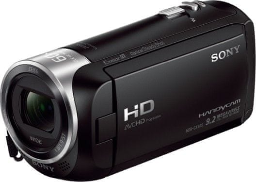 Sony Handycam HDR-CX405 - II. jakost
