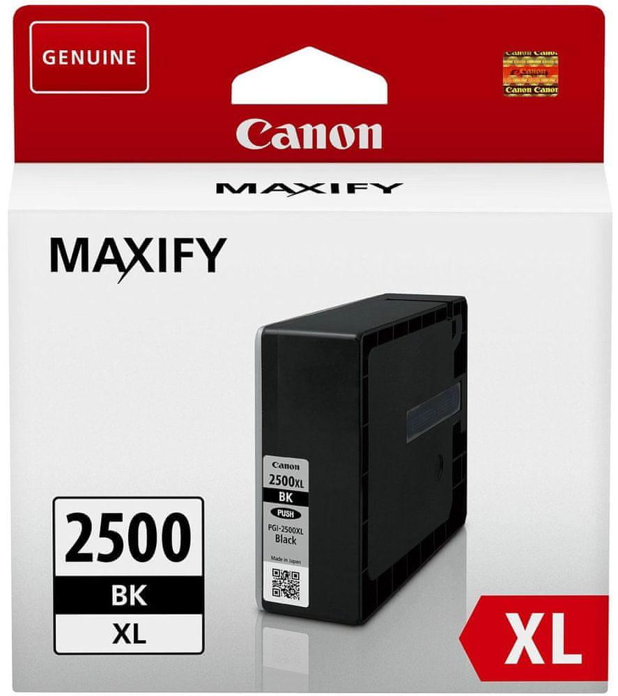 Canon PGI-2500XL BK (9254B001), černá
