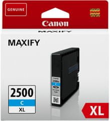 Canon kartuša PGI-2500XL, Cyan