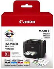Canon PGI-2500XL C/M/Y/BK Multipack