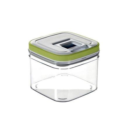Curver posodica za shranjevanje Grand Chef Cube, 0,8 l, zelena