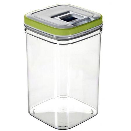 Curver posodica za shranjevanje Grand Chef Cube, 1,8 l, zelena