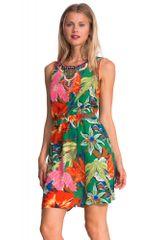 Desigual květované dámské šaty