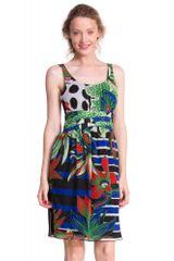 Desigual dámské šaty na ramínka